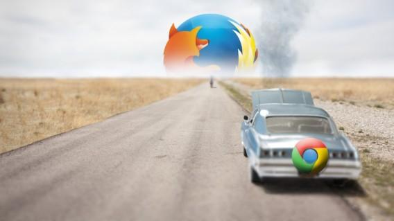 Choisir Firefox et dire adieu à Google Chrome : les 5 bonnes raisons
