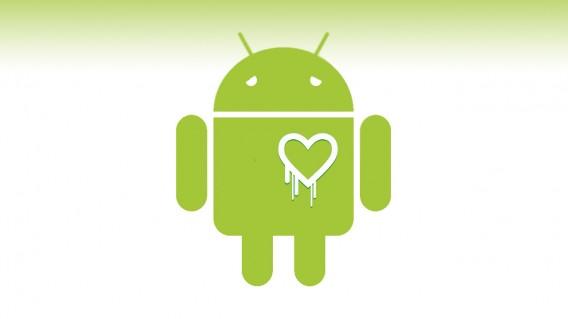 comment savoir si mon android est infect par heartbleed. Black Bedroom Furniture Sets. Home Design Ideas