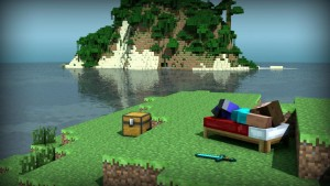Minecraft arrive enfin sur Windows Phone