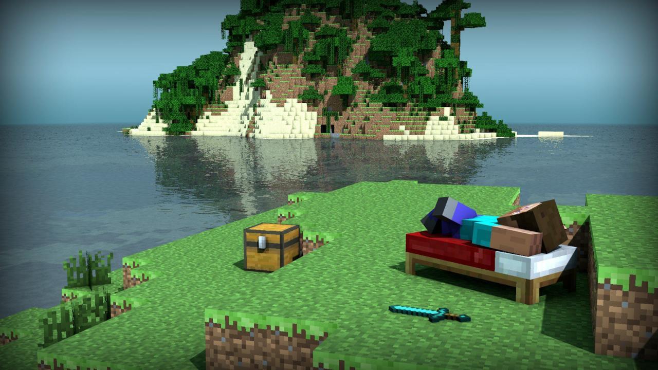 Minecraft arrive enfin sur Windows Phone