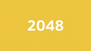 La version officielle de 2048 arrive sur Android et iPhone/iPad