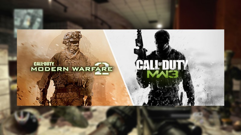 Télécharger Call of Duty: Modern Warfare 2 et 3 sur Mac est possible