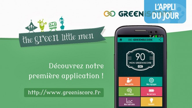 App du jour: une start-up nantaise développe l'optimiseur de batterie GREENiSCORE [Android]