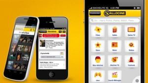 La nouvelle application AlloCiné est disponible
