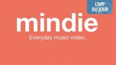 App du jour: Mindie, la réponse française à Vine [iOS]