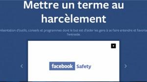 Facebook déclare la guerre au harcèlement