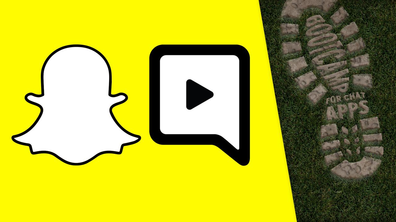 Mise à jour Snapchat: 5 choses que vous devez savoir sur le chat
