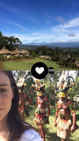 Papouasie Nouvelle Guinée Frontback