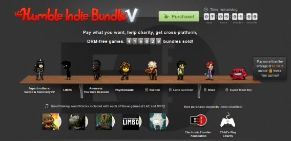 The humble-bundle