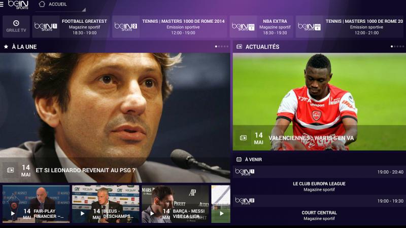 Coupe du Monde : beIN Sports lance une nouvelle offre de diffusion de programme mobile