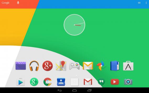 Projeto Hera Launcher Theme deixa o visual do Android mais colorido