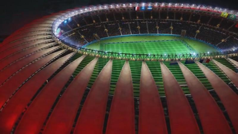 La Coupe du Monde du Brésil disponible aujourd'hui sur FIFA 14?