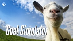 Goat Simulator, le simulateur de chèvre, débarque sur Mac