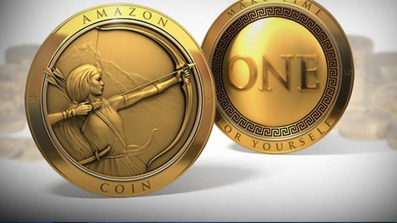 Amazon Coins: la monnaie dématérialisée d'Amazon inspirée de Bitcoins arrive en France