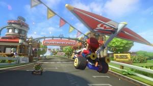 Nintendo promet une web app Mario Kart 8 sur smartphones