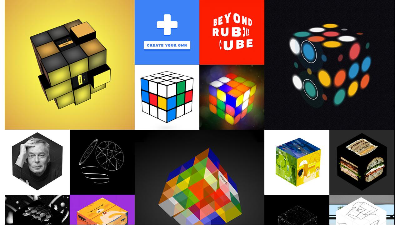Rubik's Cube: Google continue l'hommage avec Chrome Cube Lab