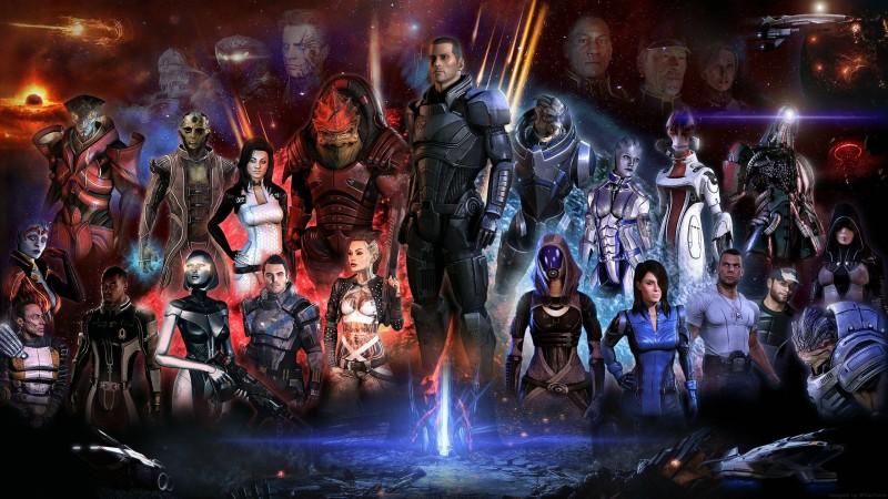[E3 2014] Mass Effect 4 se dévoile enfin officiellement!