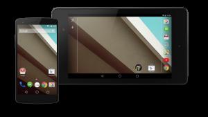 Android L Developer Preview disponible au téléchargement pour les Nexus 5 et Nexus 7