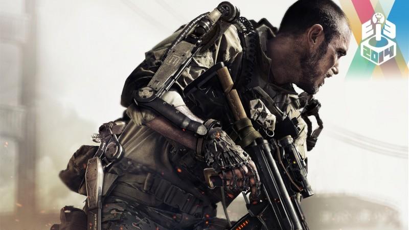 [E3 2014] Call of Duty Advanced Warfare transforme ses soldats en guerriers futuristes