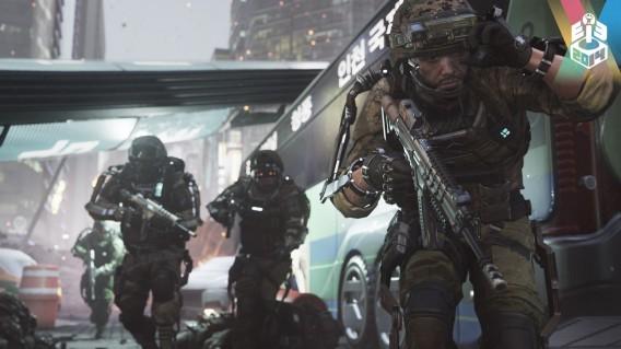 CoD Advanced Warfare- patrouille