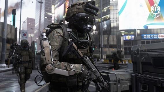 CoD- Armement futuriste