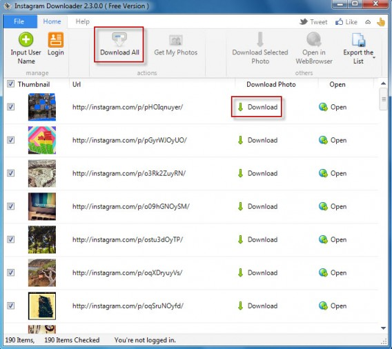 Download Free Instagram Downloader