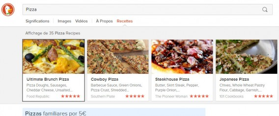 DuckDuckGo Pizza