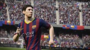 FIFA 15: de nouvelles images du jeu et du menu