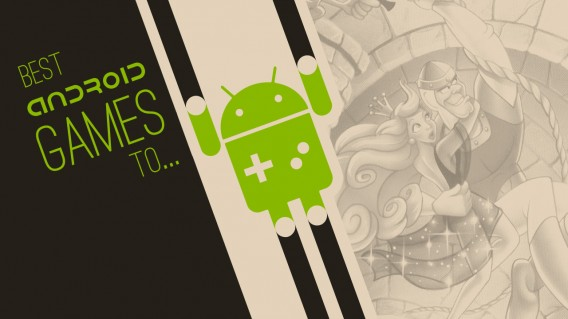 Les meilleurs jeux rétros pour Android