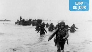 App du jour: le 70ème anniversaire du Débarquement de Normandie à vivre sur son mobile [Android, iOS]