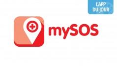 App du jour: contactez les secours rapidement avec mySOS [iOS]