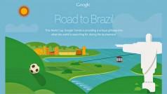 Coupe du Monde du Brésil: suivez la France avec Google
