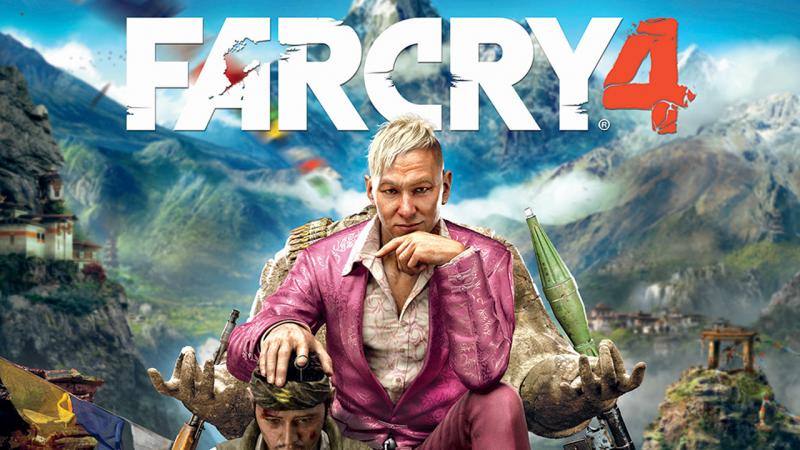 [E3 2014] Far Cry 4: le gameplay visible en vidéo [Inédit]