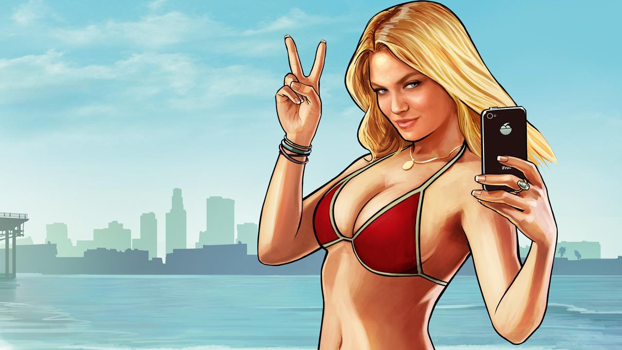 12 mini-vidéos et de nombreuses photos de GTA 5 pour PS4, PC et Xbox One