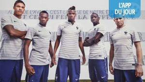 App du jour : suivez l'équipe de France pendant le mondial avec l'app officielle [iOS, Android]