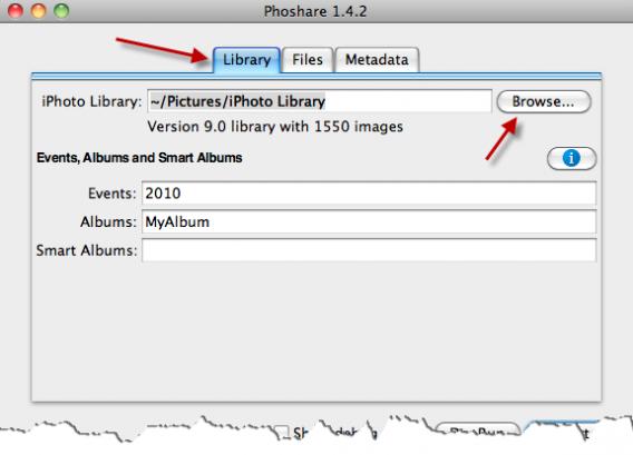 Phoshare Export iPhoto to Google+, Google Photos, Google Drive, Dropbox, OneDrive