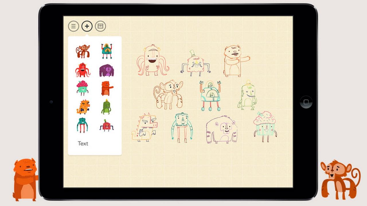 apprendre le code l cole aux enfants 3 applications le font d j. Black Bedroom Furniture Sets. Home Design Ideas