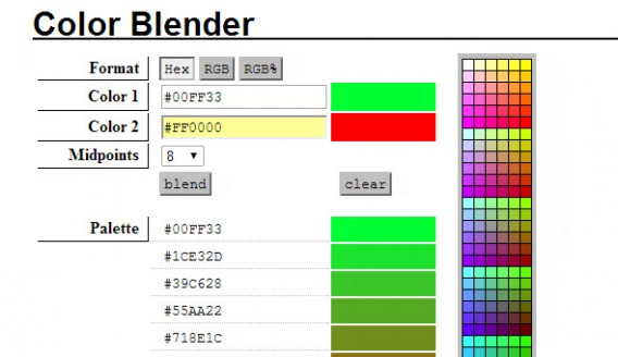 Color Blender