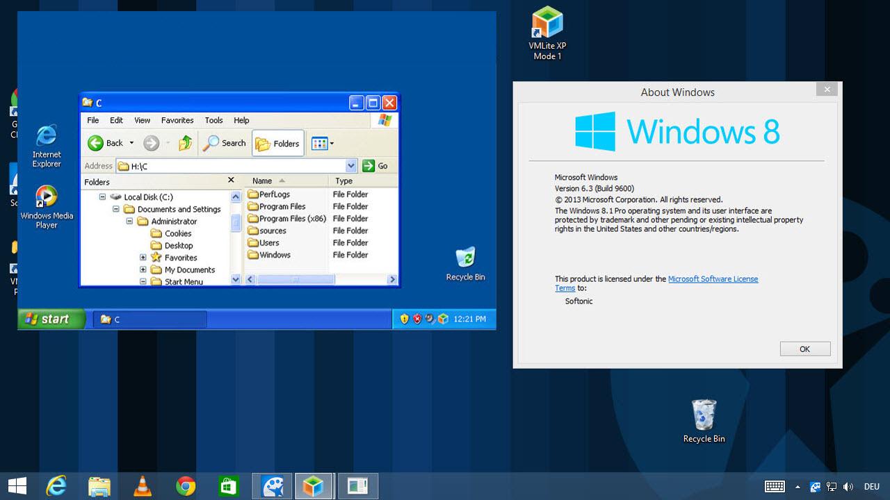 Comment faire tourner ses anciens logiciels sous Windows 8