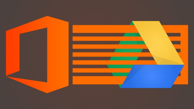 Fichiers Office dans Google Drive