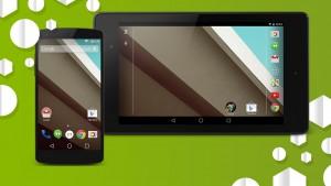 Android L: 21 images du nouveau système mobile de Google
