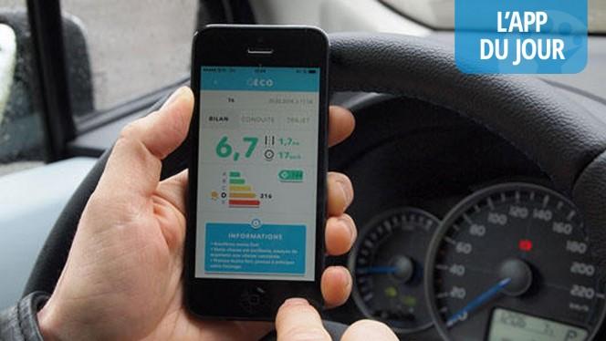 App du jour: optez pour la conduite écolo avec Geco [Android, iOS]
