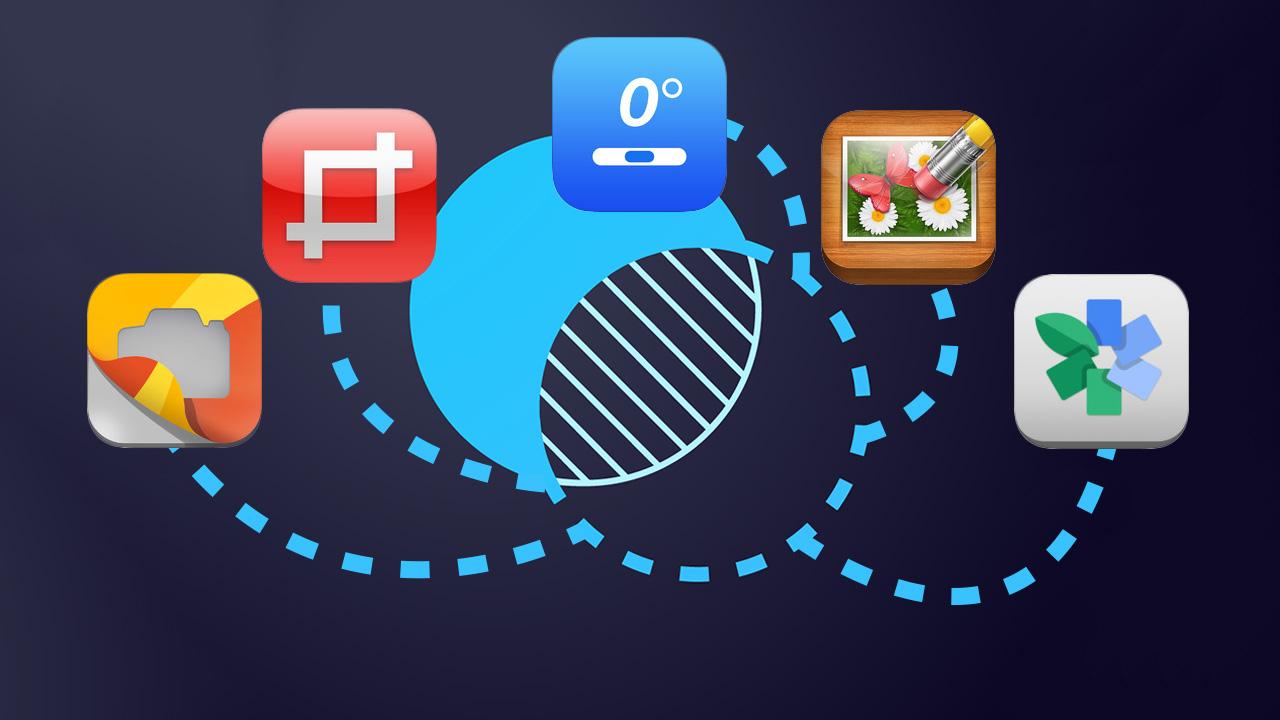 5 alternatives à Photoshop Mix pour retoucher ses photos sur iPhone et iPad
