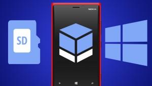 Windows Phone 8.1: déplacer ses applis vers la carte SD, c'est possible avec Storage Sense