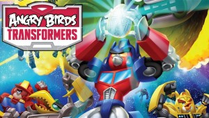 Angry Birds Transformers: vers une sortie le 1er octobre?