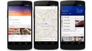 Google Maps permet d'explorer les environs sur Android et iPhone