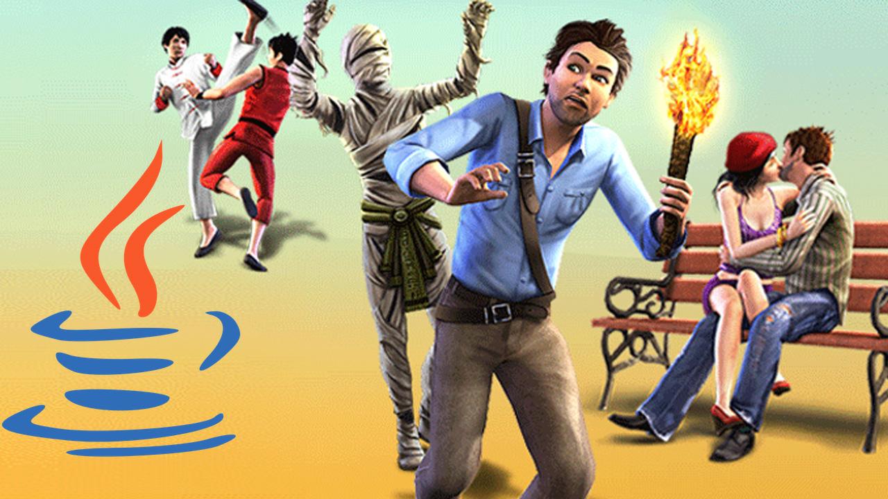 Assassin's Creed, Need for Speed, les Sims… ils sont également disponibles sur téléphone Java