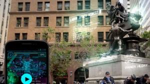 Ingress, le jeu de réalité augmentée made in Google, débarque sur iOS