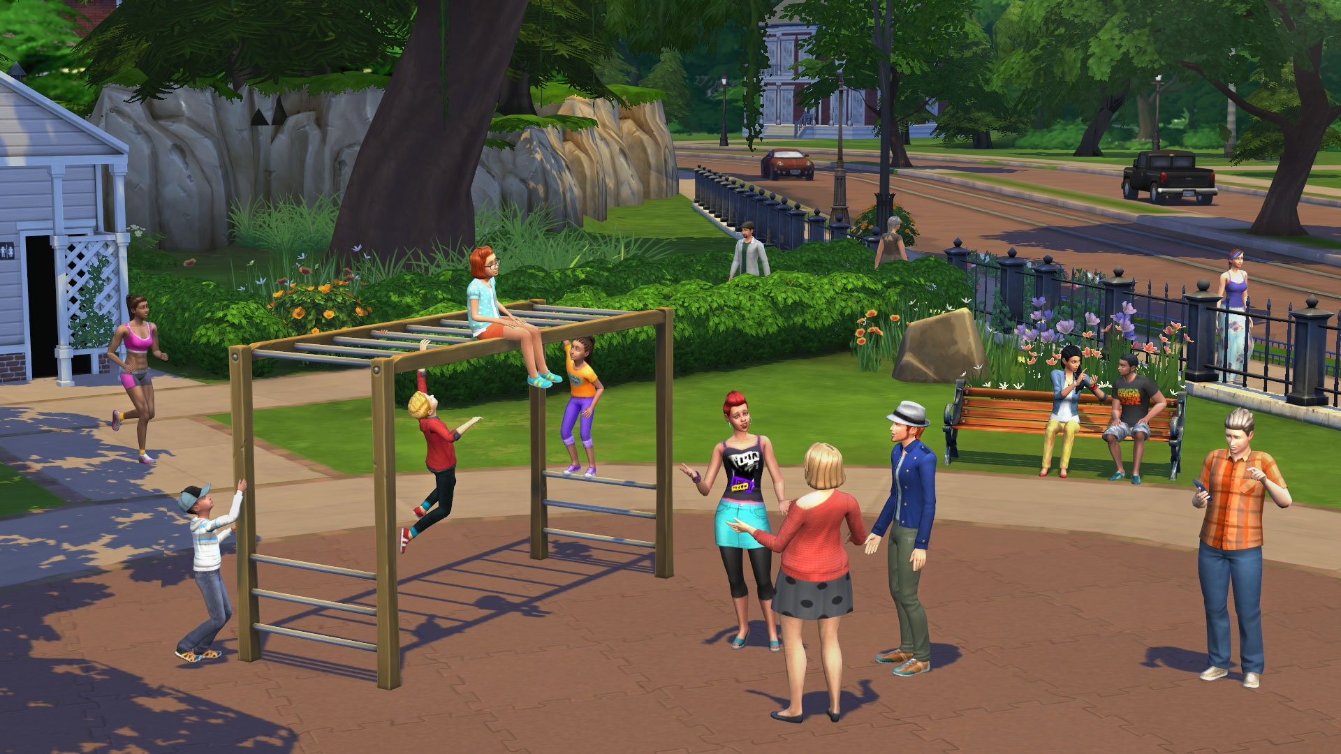 how to write articles in sims 4