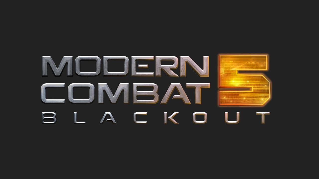 Modern Combat 5 Blackout: sortie le 24 juillet sur iPhone et Android